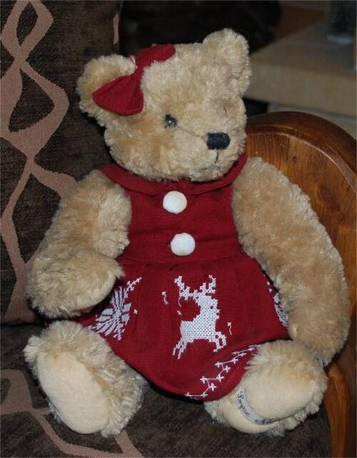 Les ours de Louise Mansen