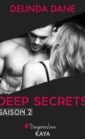 Chronique Deep Secrets saison 2 de Delinda Dane
