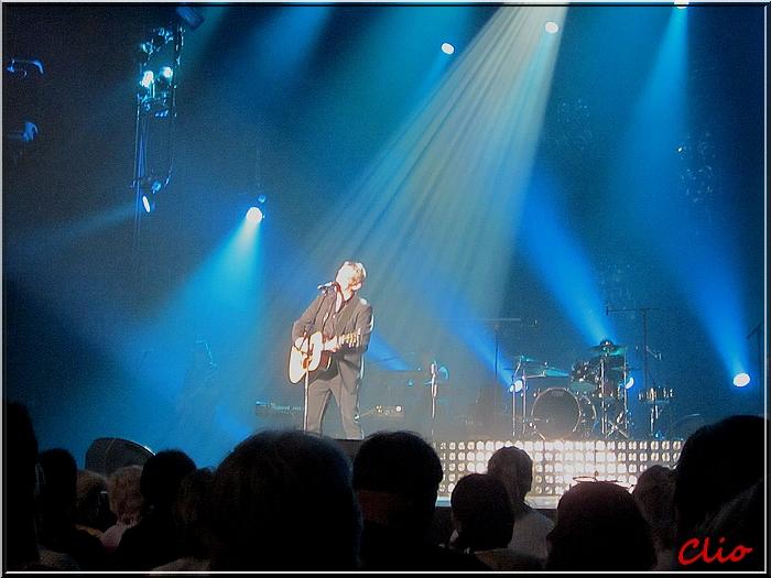 Concert de Garou à Bruxelles le 6 juin 2013