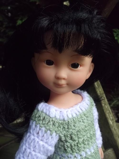 La robe de Meï Lin