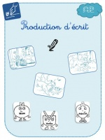 Production d'écrit au CP