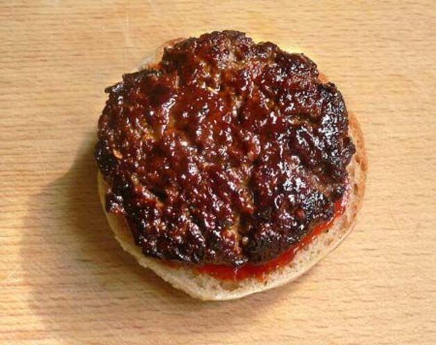 Steak haché à la coréenne