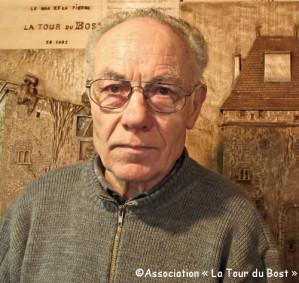 Raymond Bertoux : un homme du bois