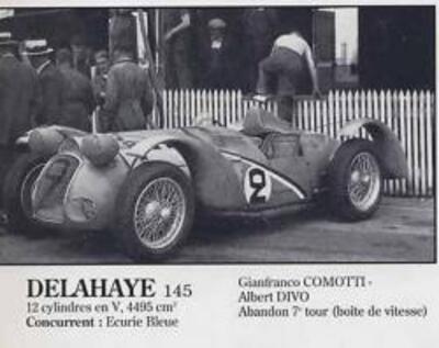 Delahaye II