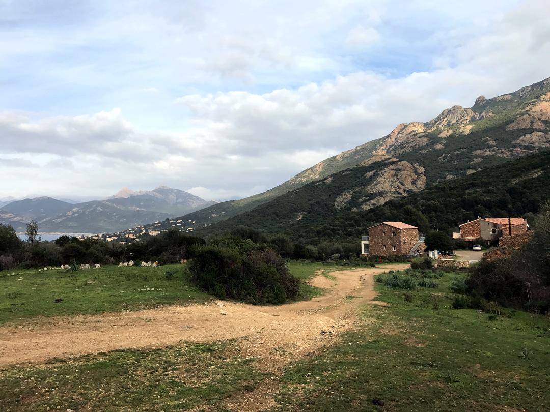 Hameau de Calca - Galéria - Corse 10/02/2017