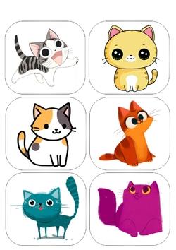 Des images pour mes petits chatons