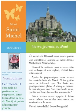 article Mont St Michel svt 1