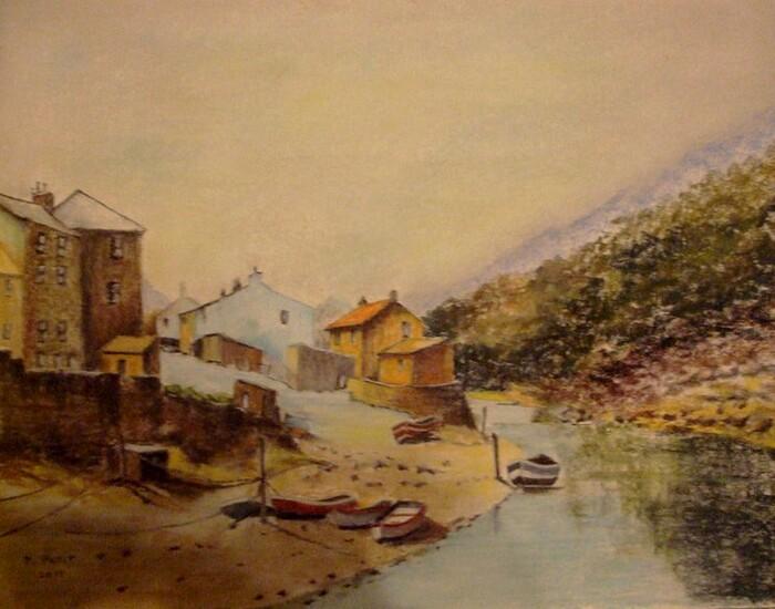Village de pëcheurs n° 2