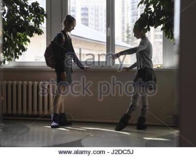 dance ballet class practice during
