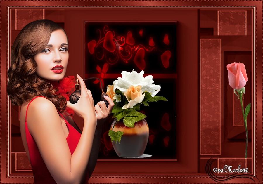♥ Bouquet de rose ♥