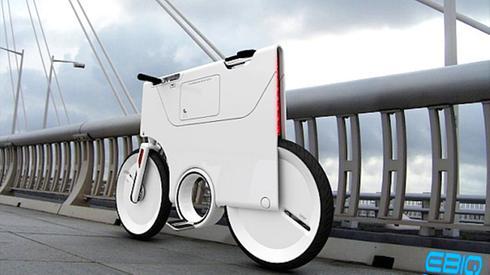 vélo spectaculaire électrique