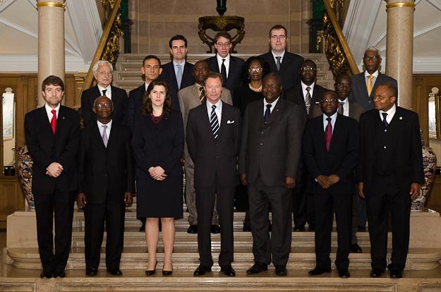 Audience de représentants permanents auprès de l'ONU