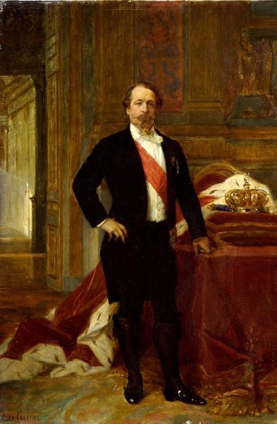 Le second Empire, Napoléon III