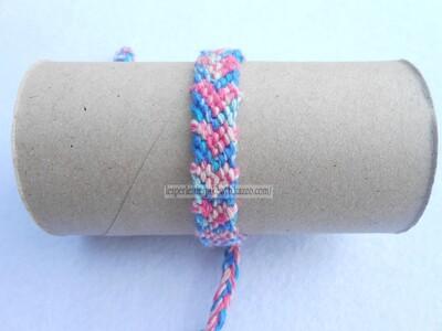 """Bracelet Brésilien """"Gros Coeur"""" (1)"""