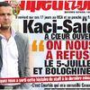 Kaci Said on refuse les stades au Mouloudia
