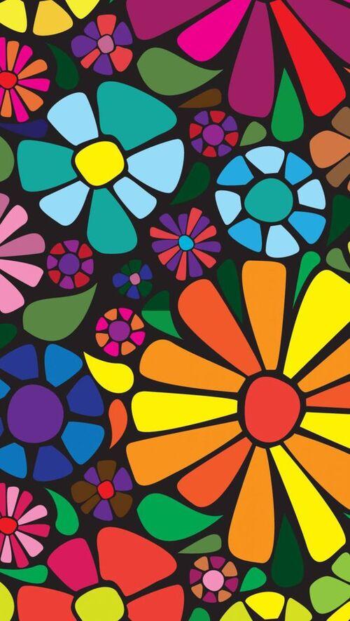 Plein de couleurs