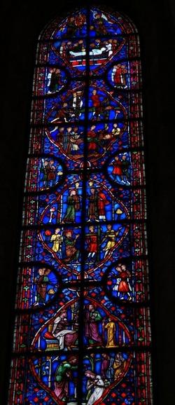 L'Aube, fascination du vitrail.