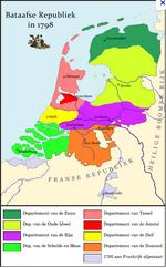 La République batave - 1795-1806