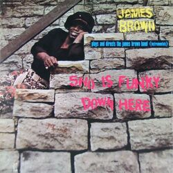 James Brown - Sho Is Funky Down Here - Complete LP