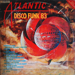 V.A. - Atlantic Disco Funk '83 - Complete LP