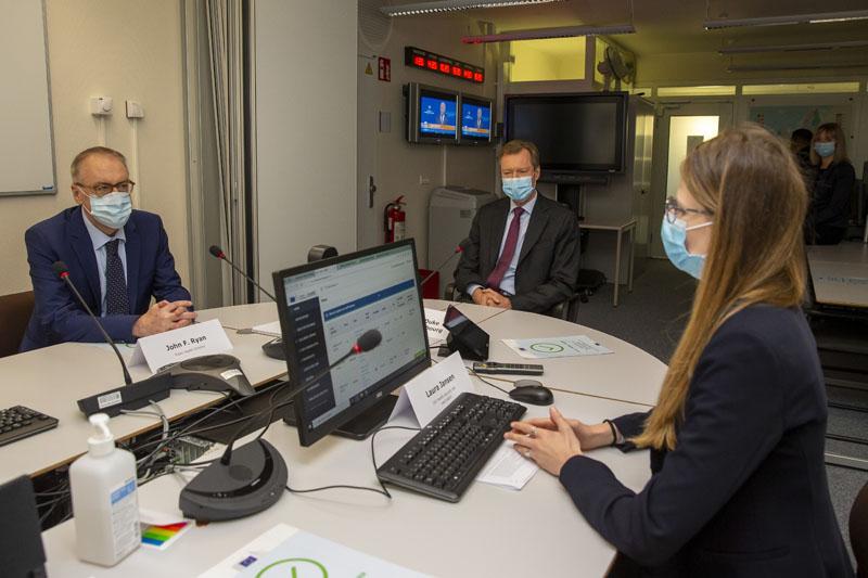 Visite de la DG SANTE et du Comité de sécurité sanitaire