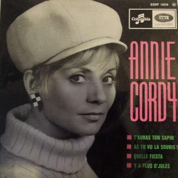 Annie Cordy, 1966