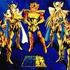 Saint Seiya : 5 des fiers Gold Saints