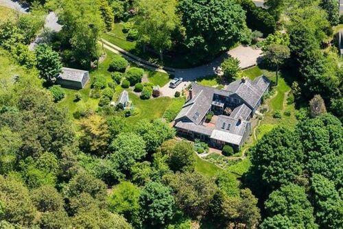 La maison de Julie Harris au Cap Cod a été vendue en 2015.