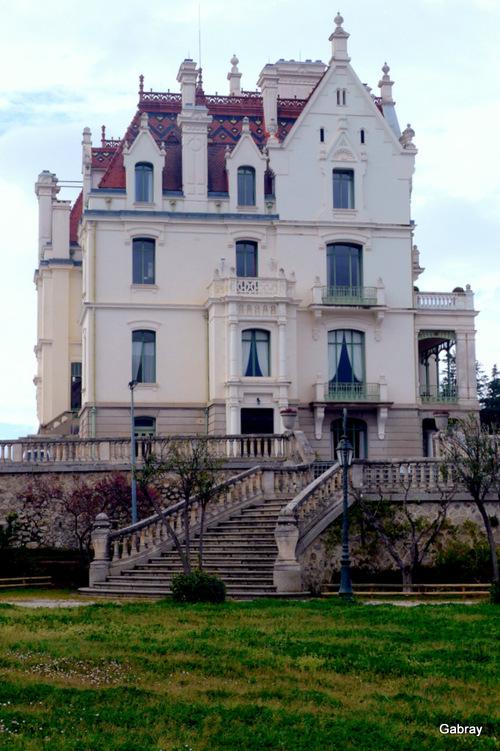 Argelès sur Mer : le château de Valmy ...