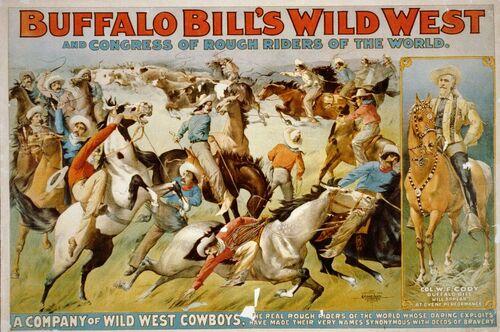 Jacques Portes, Buffalo Bill, Fayard