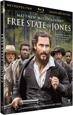 [Blu-ray] Free State of Jones