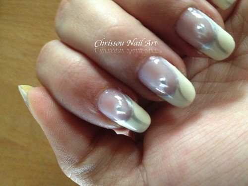 Reproduction de l'ilot Nail Art