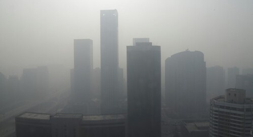 En Chine aussi, on mesure la réduction de l'espérance de vie due à la pollution
