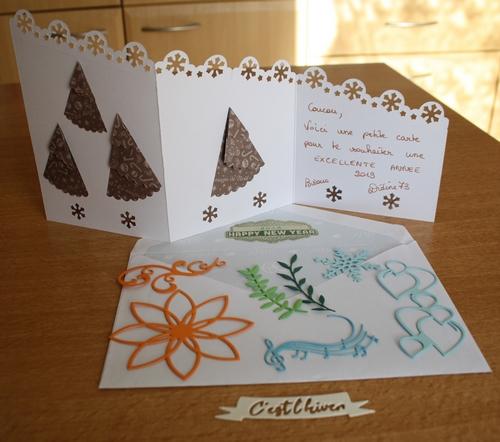 Noël 2018 : échange de cartes - pour Roll's-2