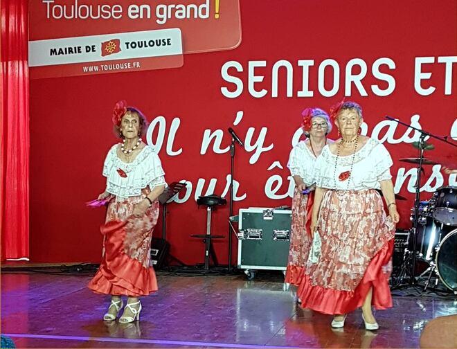 Les Seniors à la une