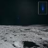 Lumière étrange sur la Lune