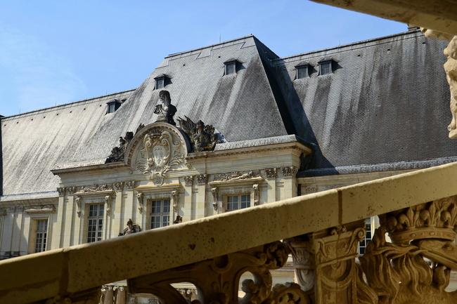 2014.05.04 Château de Blois, parc de Chambord