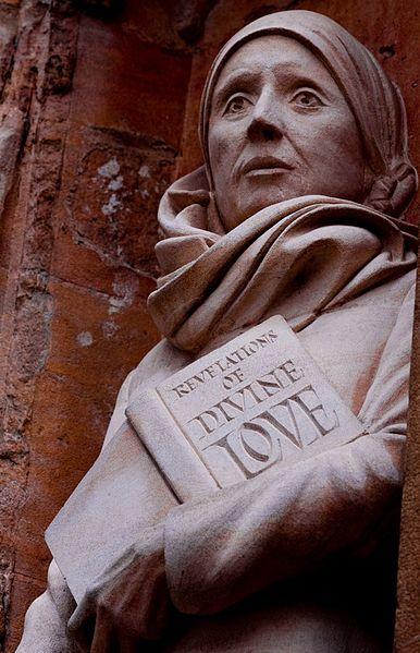 Sainte Julienne de Norwich, recluse († v. 1416)