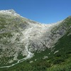 Cascade vertigineuse de plus de 500 mètres