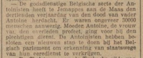 Voorwaarts, sociaal-democratisch dagblad (27-06-1925)