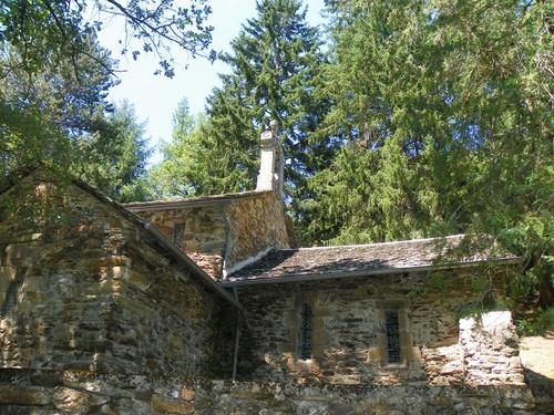 La chapelle de Saint Cyrice
