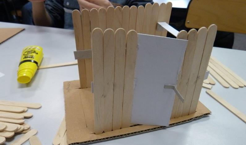 construction cabanon bricolage ulis