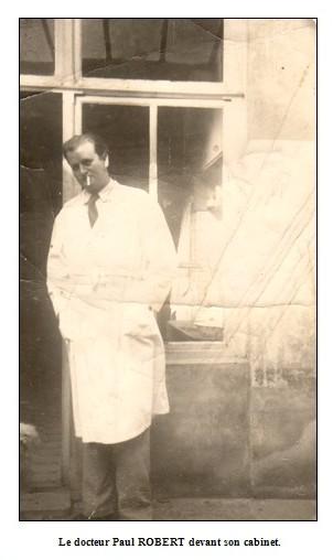 Le Docteur Paul Robert, grand Résistant Châtillonnais...