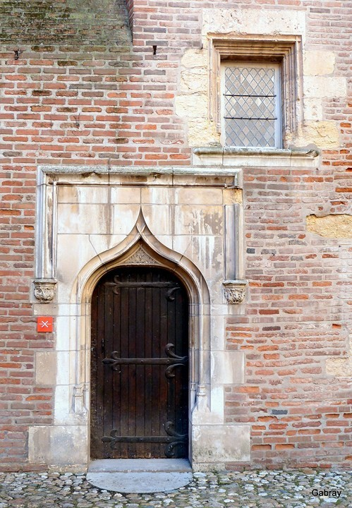 v01 - Porte du palais de la Berbie