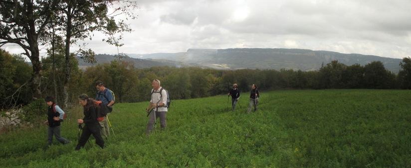 la vallée de l'Annou
