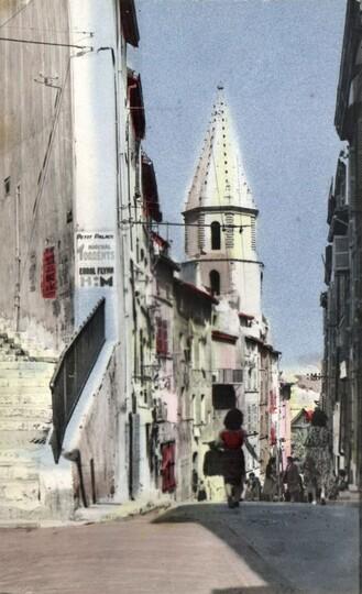 Les dévotions des églises  des Bouches du Rhône : Marseille