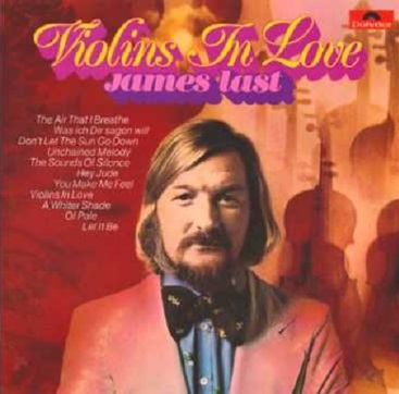 James Last, Violins in love 1974