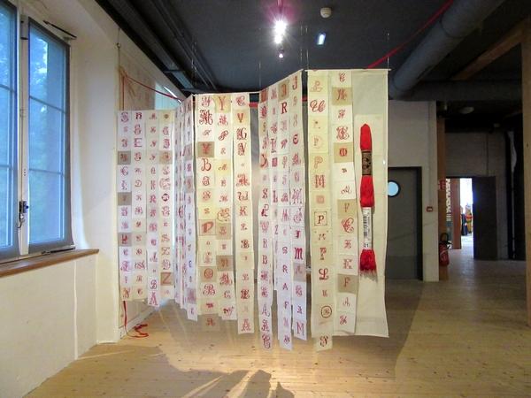 Le musée du textile à Husseren-Wesserling