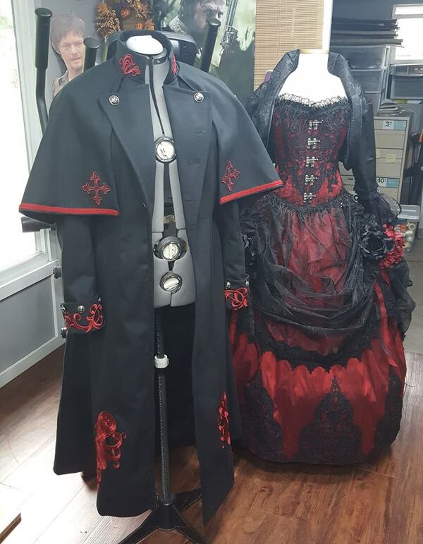 Boutique Darkspectre Custom Couture