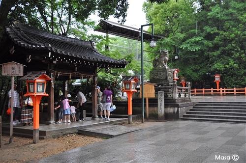 yasaka jinja  八坂神社